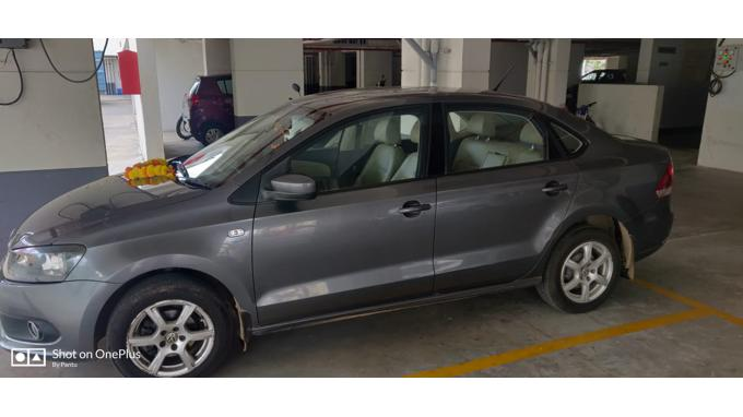 Used 2013 Volkswagen Vento Car In Bangalore