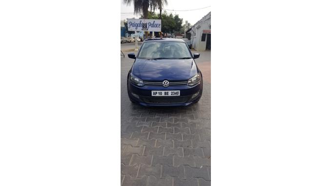 Used 2013 Volkswagen Polo Car In Hyderabad