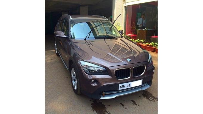 Used 2012 BMW X1 Car In Pune