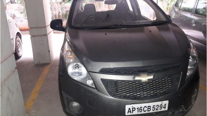 Used 2012 Chevrolet Beat Car In Hyderabad