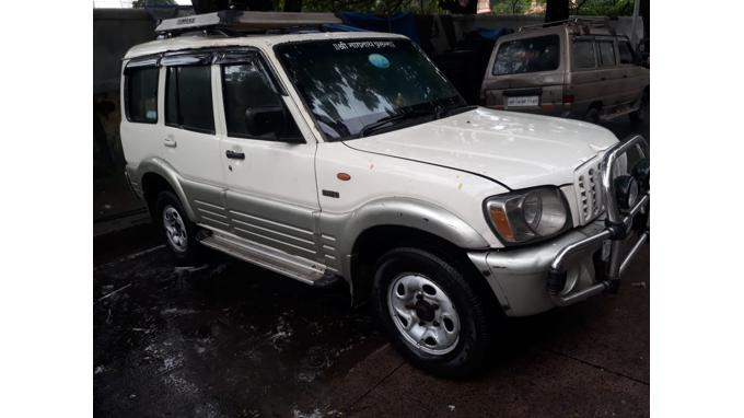 Used 2005 Mahindra Scorpio Car In Mumbai