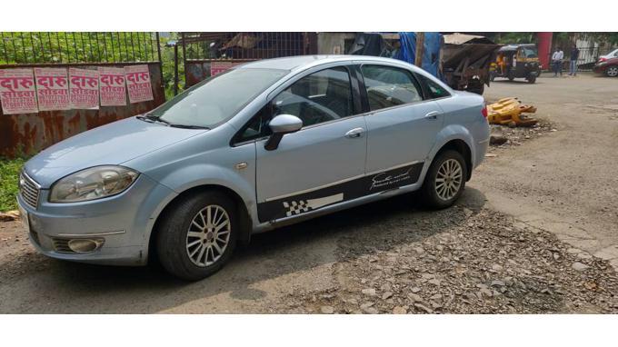 Used 2010 Fiat Linea Car In Mumbai