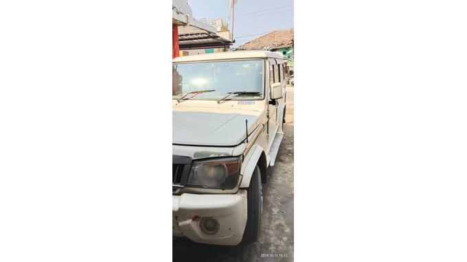 Used 2014 Mahindra Bolero Car In Hoshangabad