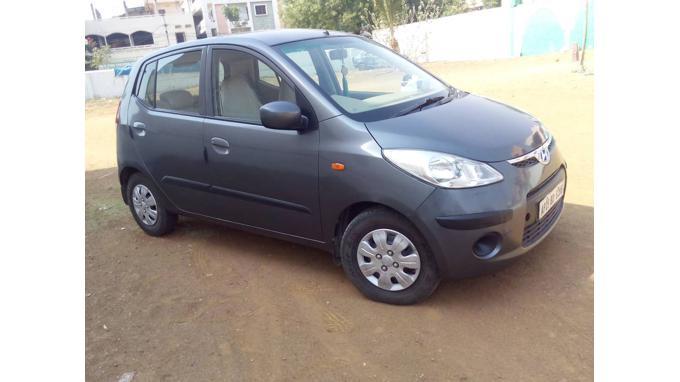 Used 2008 Hyundai i10 Car In Hyderabad