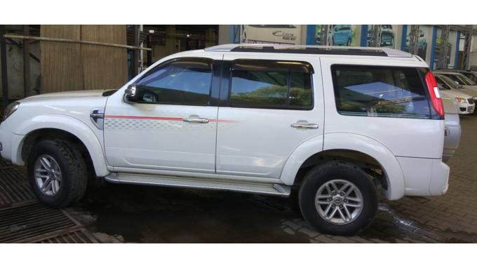 Used 2010 Ford Endeavour Car In Ranchi