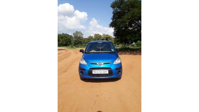 Used 2009 Hyundai i10 Car In Coimbatore