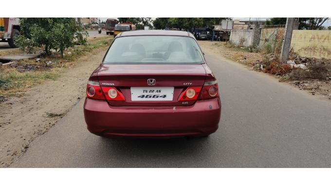Used 2006 Honda City ZX Car In Erode