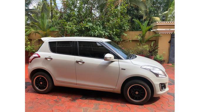 Used 2015 Maruti Suzuki Swift Car In Thrissur