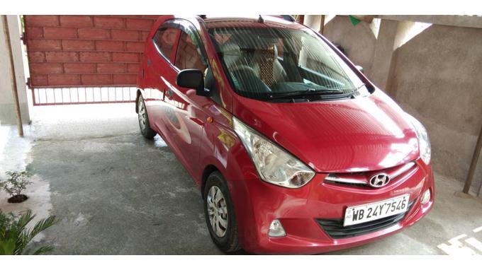 Used 2014 Hyundai Eon Car In Kolkata