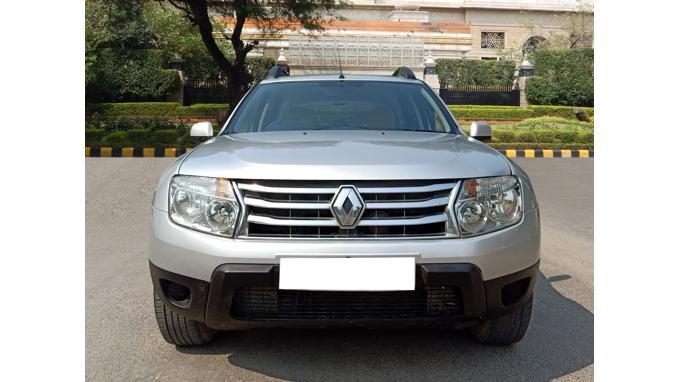 Used 2015 Renault Duster Car In New Delhi