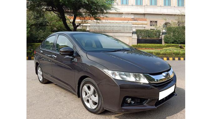 Used 2014 Honda City Car In New Delhi