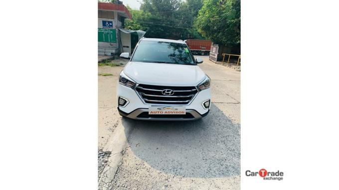 Used 2019 Hyundai Creta Car In New Delhi