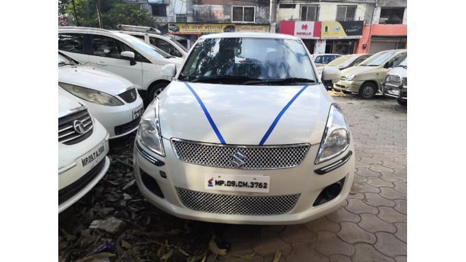 Used 2013 Maruti Suzuki Swift Car In Indore