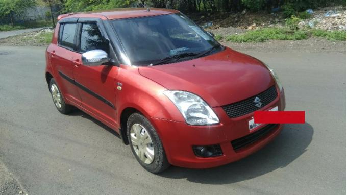 Used 2009 Maruti Suzuki Swift Old Car In Pune
