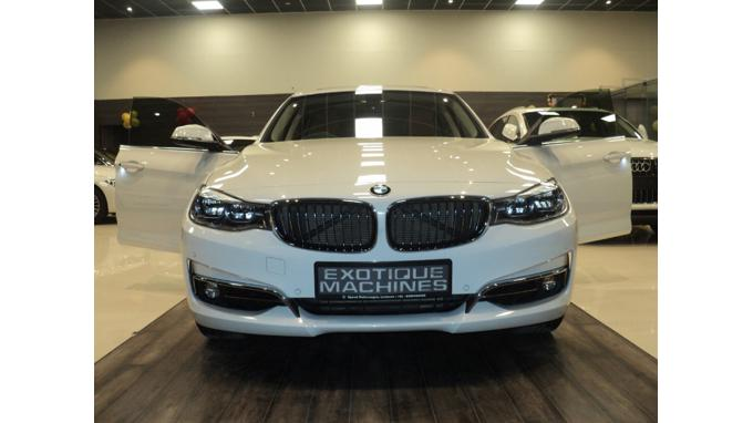 Used 2018 BMW 3 Series GT Car In Lucknow
