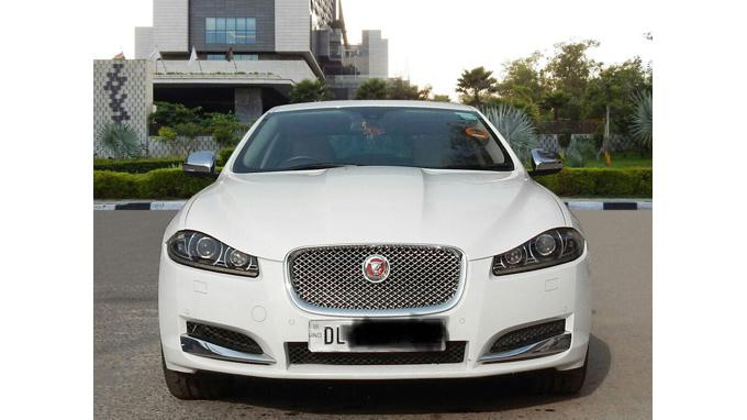 Used 2014 Jaguar XF Car In New Delhi