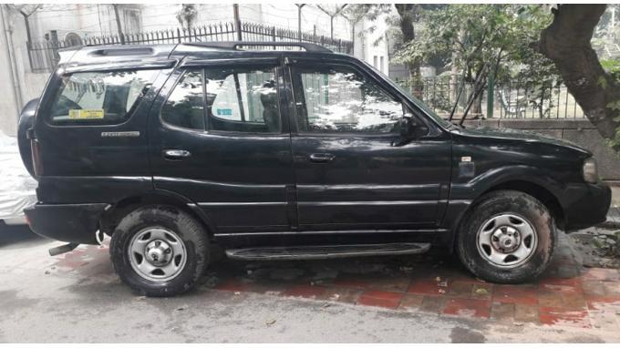 Used 2008 Tata Safari Car In Ambala