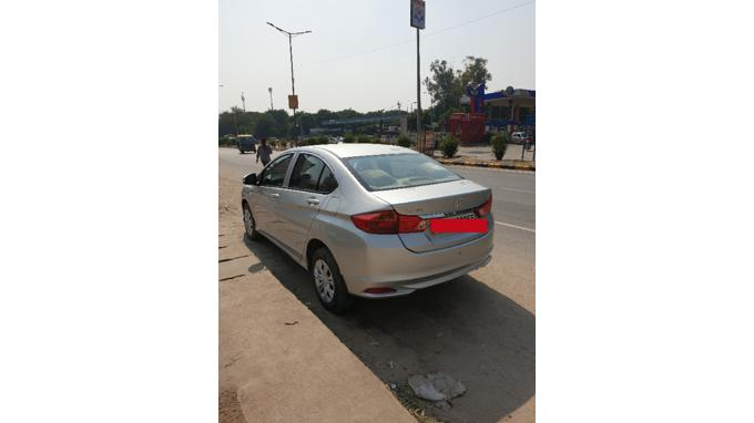 Used 2014 Honda City Car In Faridabad