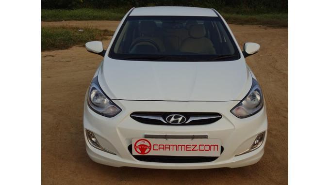 Used 2013 Hyundai Verna Car In Hyderabad