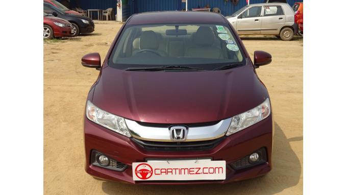 Used 2016 Honda City Car In Hyderabad