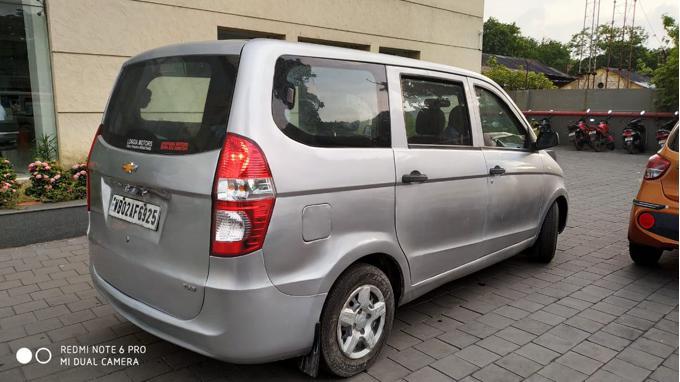 Used 2014 Chevrolet Enjoy Car In Kolkata