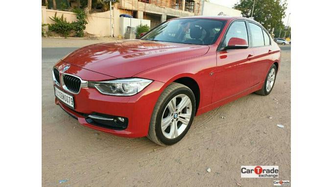 Used 2016 BMW 3 Series Car In Ahmedabad