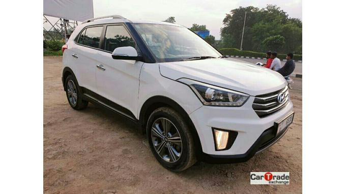 Used 2017 Hyundai Creta Car In Ahmedabad