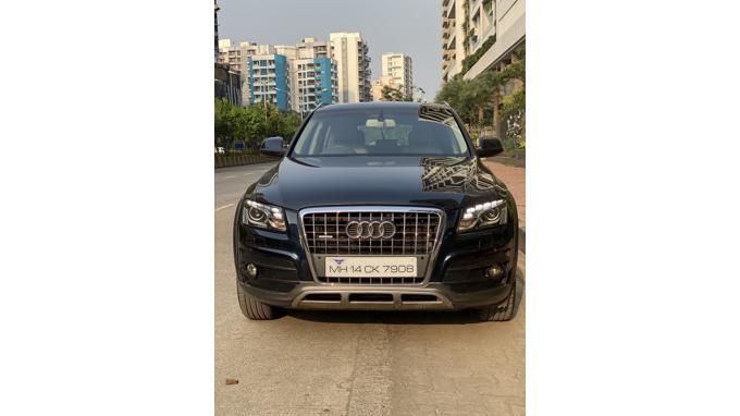 Used 2011 Audi Q5 Car In Mumbai
