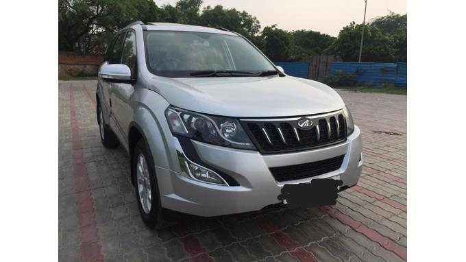 Used 2016 Mahindra XUV500 Car In New Delhi