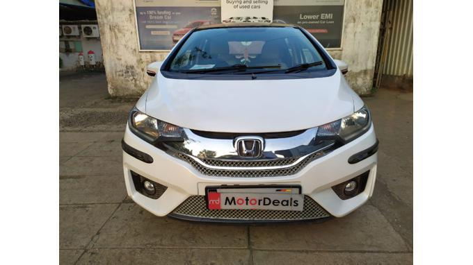 Used 2015 Honda Jazz Car In Mumbai