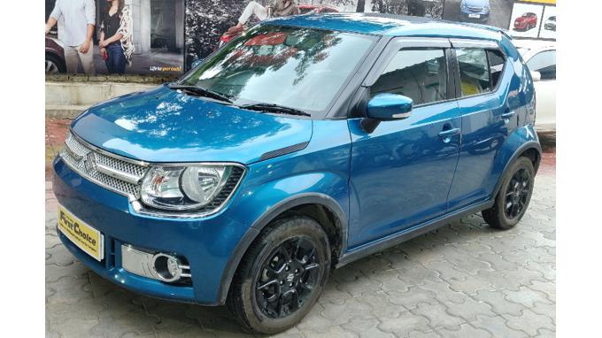 Used 2018 Maruti Suzuki Ignis Car In Alwar