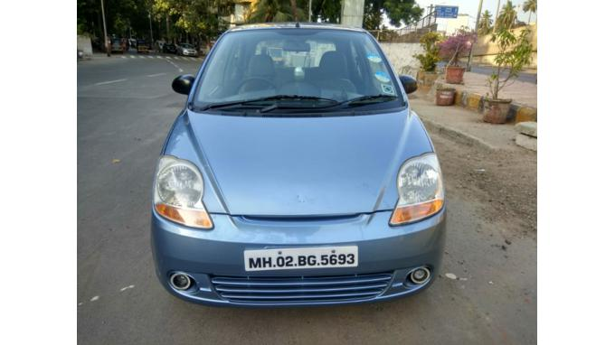 Used 2008 Chevrolet Spark Car In Mumbai