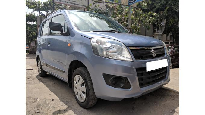 Used 2014 Maruti Suzuki Wagon R 1.0 Car In Mumbai