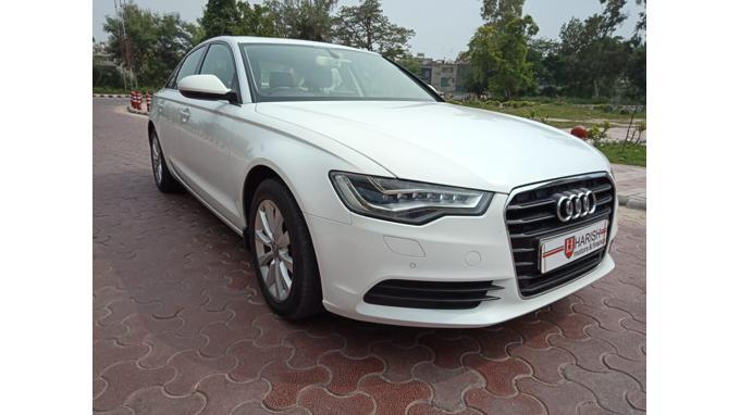 Used 2014 Audi A6 Car In New Delhi