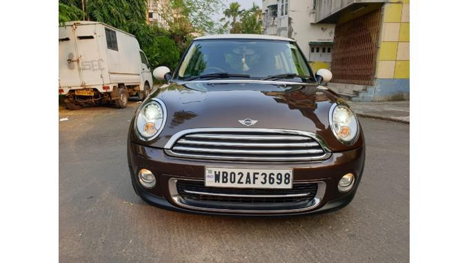 Used 2014 Mini Cooper Car In Kolkata
