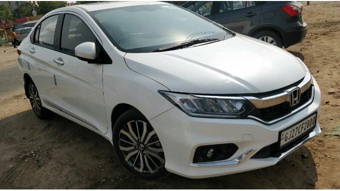 Used 2018 Honda City Car In Ahmedabad