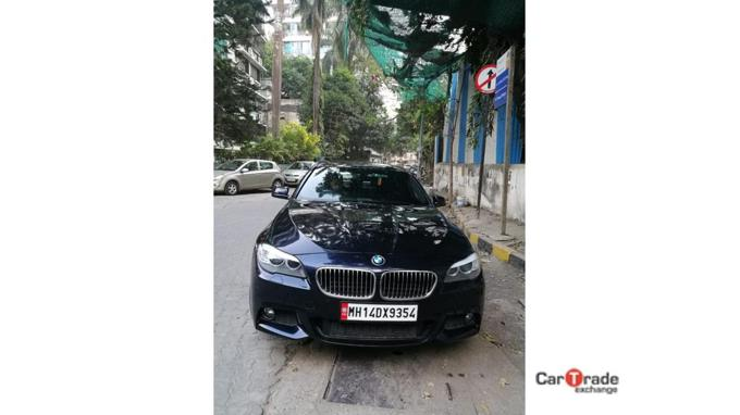 Used 2013 BMW 5 Series Car In Mumbai
