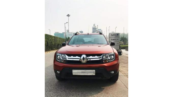 Used 2016 Renault Duster Car In New Delhi
