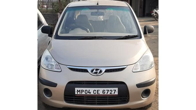 Used 2009 Hyundai i10 Car In Vidisha