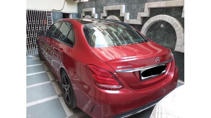 Used 2018 Mercedes Benz C Class Car In New Delhi