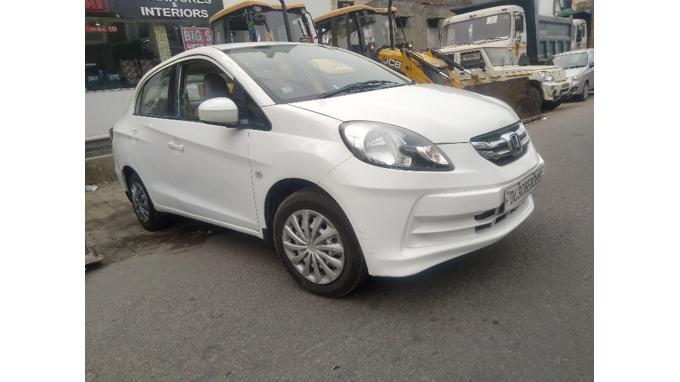 Used 2013 Honda Amaze Car In Ghaziabad