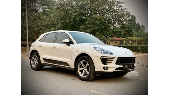 Used 2017 Porsche Macan Car In Mumbai