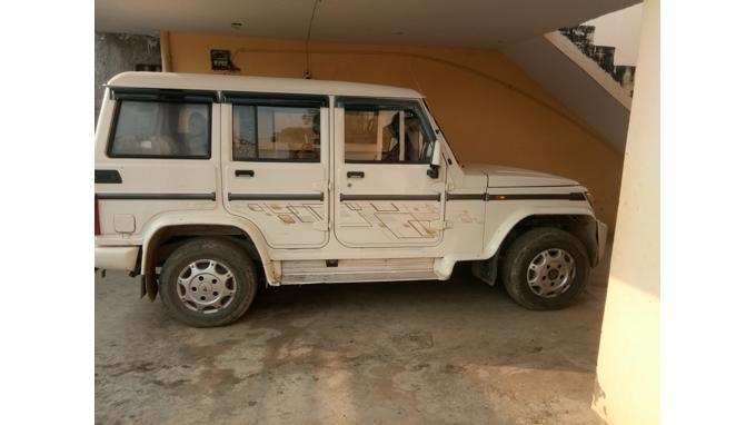 Used 2015 Mahindra Bolero Car In New Delhi