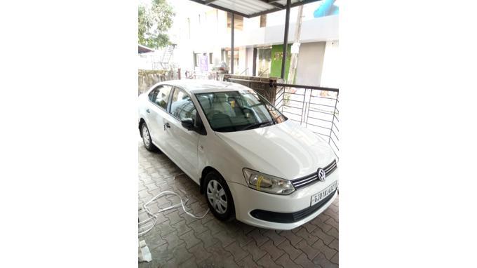 Used 2011 Volkswagen Vento Car In Valsad