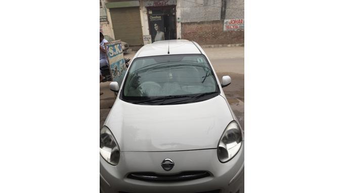 Used 2011 Nissan Micra Car In Ludhiana