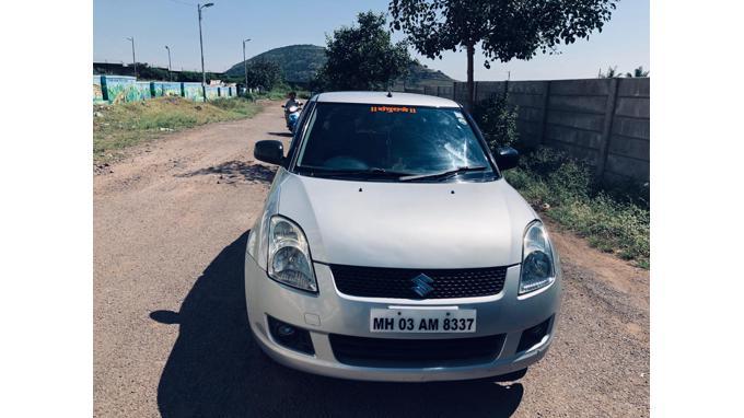 Used 2008 Maruti Suzuki Swift Old Car In Pune
