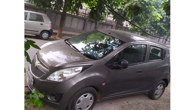 Used 2011 Chevrolet Beat Car In New Delhi