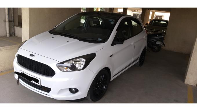 Used 2017 Ford Figo Car In Chennai