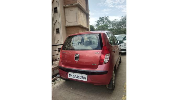 Used 2010 Hyundai i10 Car In Thane