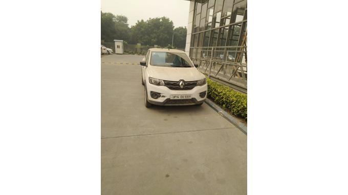 Used 2018 Renault Kwid Car In Noida